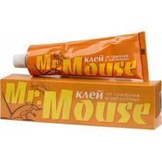 Клей от грызунов Mr. Mouse туба 135 гр (Мятая упаковка)