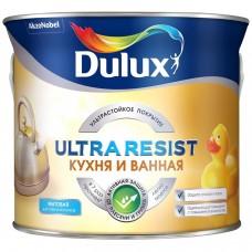 Dulux Ultra Resist матовая база BW 2,5 л