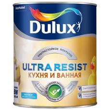 Dulux Ultra Resist матовая база BW 1 л