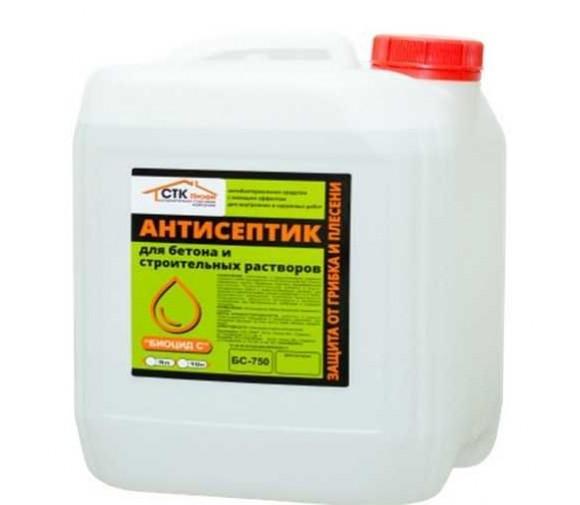 Антисептик БС-750 5 л