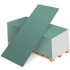 Гипсовая строительная плита ГСП типа Н2-УК 9,5-1200-2500