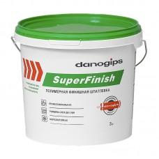 Шпаклевка готовая Danogips СуперФиниш 5 кг