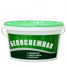 БС-710 Краска Белоснежная 4кг