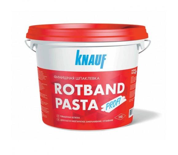 Шпаклевка готовая Knauf Rotband Pasta Profi (5 кг)