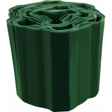 Бордюр декоративный 20 см *9 м зеленый