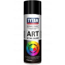 Tytan Professional Art of the colour матовая RAL 9004 черный 400 мл