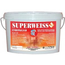 Краска Superwiess БС-704-D 14 кг