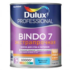 Dulux Professional Bindo 7 матовая база BW 1 л.