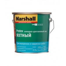 Marshall Protex Яхтный полуматовый 2,5 л