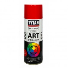 Tytan Professional Art of the colour RAL 3020 красная 400 мл