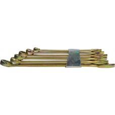 Набор ключей комбинированных CS оцинкованных 8 шт. 8-19 мм