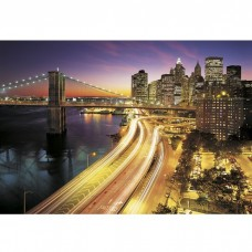 Фотообои бумажные Komar NYC Lights 8-516 3,68х2,54 м