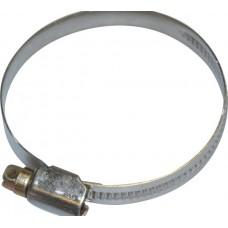 Хомуты, нержавеющая сталь, упак. 5 шт.18мм-25мм