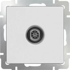 Механизм телевизионной розетки Werkel WL01-TV-ivory одноместный оконечной белый