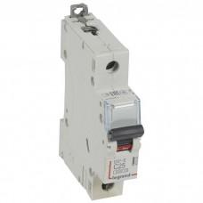 Автоматический выключатель Legrand DX3-E 407265 1P C 25A 6кА