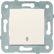 Механизм переключателя Panasonic Karre Plus WKTT00032BG-RES одноклавишный проходной кремовый