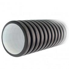 Труба дренажная Полипластик Корсис гофрированная двухслойная SN8 400х6000 мм