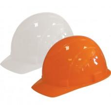 Каска строительная Люкс КРУзор-Э, оранжевая