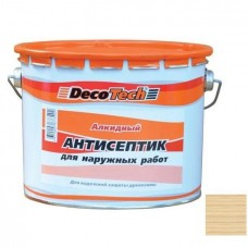 Антисептик DecoTech белый 2,5 л