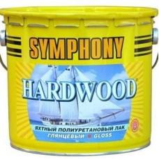 Symphony Hardwood глянцевый 9 л