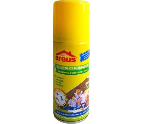ARGUS аэрозоль от комаров, мошек и слепней 100мл