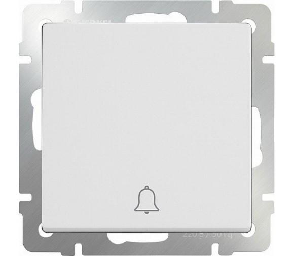 Кнопка звонка Werkel WL01-04-01 белая