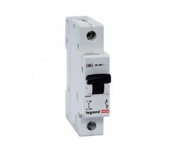 Автоматический выключатель Legrand TX3 404032 C 1P 40А