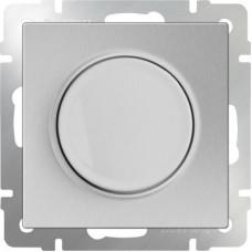 Механизм светорегулятора Werkel WL06-DM600 поворотный серебряный
