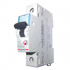 Автоматический выключатель Legrand TX3 404030 C 1P 25А