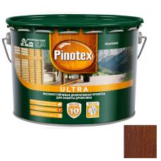 Pinotex Ultra Красное дерево 9 л
