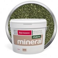 Штукатурка мраморная декоративная Bayramix Macro Mineral 1016 15 кг