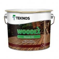 Масло Teknos Teknol Wood Oil 9 л