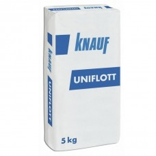 Шпатлевка гипсовая Knauf Унифлот 5 кг