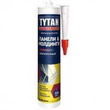 Монтажный клей Tytan Professional Панели&Молдинги 310 мл