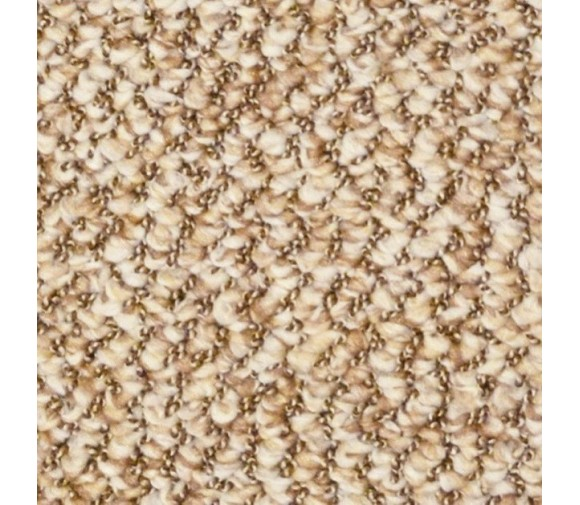 Ковролин Sintelon Montana 80040 коричнево-белый 4 м резка