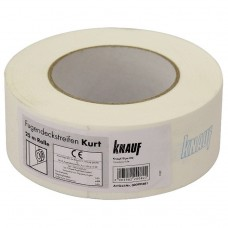 Лента армирующая Knauf Курт бумажная 25000x50x0,2 мм