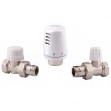 Термостатический комплект прямой ICMA KTE 1100 +775-940 +815-940 3/4 дюйма