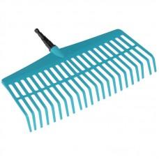 Грабли Gardena 3101 для газонов пластиковые без черенка