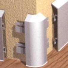 Угол наружный для алюминиевого плинтуса Progress Plast PKIAGE 70