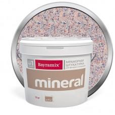 Штукатурка мраморная декоративная Bayramix Mineral 006 15 кг