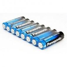 Батарейка солевая Panasonic AA R6 SR8 8 шт