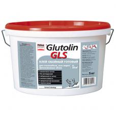Клей обойный Pufas Glutolin GLS для стеклообоев 5 кг