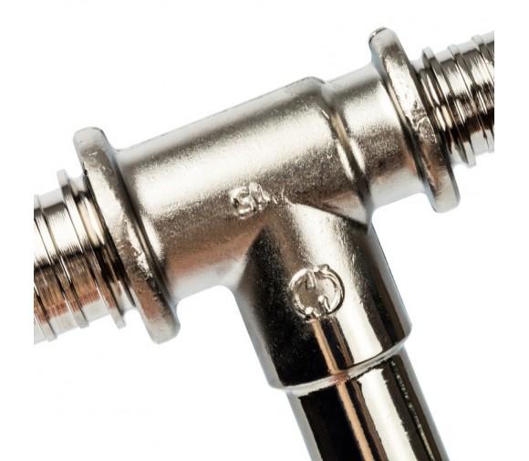 Трубка Т-образная Stout SFA-0026-162520 для подключения радиатора