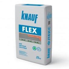 Клей для плитки Knauf Флекс эластичный 25 кг