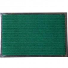 Коврик влаговпитывающий Double Stripe Doormat зеленый 600х900 мм