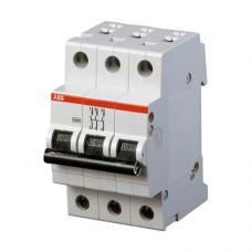 Автоматический выключатель ABB S203 2CDS253001R0634 C63