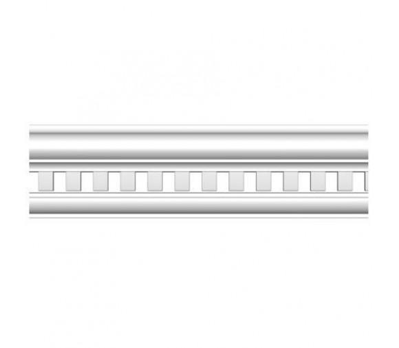 Молдинг полиуретановый Decomaster DT 6020 2400х65х35 мм