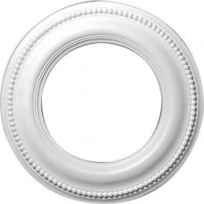 Розетка потолочная полиуретановая Decomaster DR 54 330х23 мм