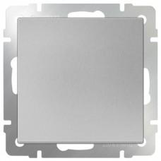 Механизм переключателя перекрестного Werkel WL06-SW-1G-C одноклавишный серебряный
