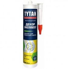 Монтажный клей Tytan Professional Декор Экспресс 310 мл